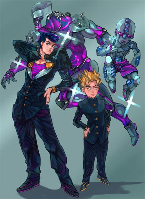 jojo part 4 part 4 is unbreakable 695692 zerochan