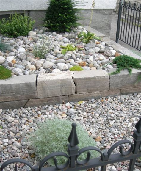 garden bed rocks 40 beautiful and easy diy flower beds to brighten your