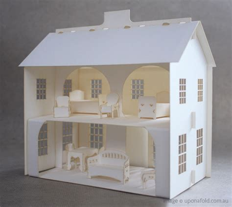 paper crafts house creative ideas for you paper doll house