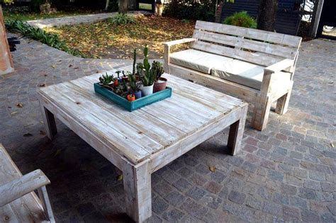 wooden pallet patio furniture wooden pallet furniture set for patio 99 pallets