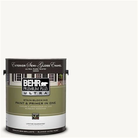 behr paint color ultra white behr premium plus ultra 1 gal ul260 14 ultra white