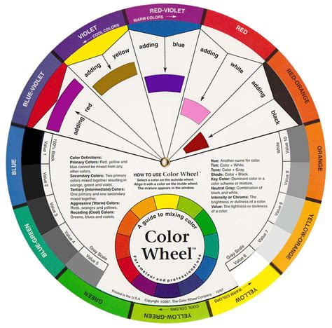 color wheel schemes free coloring pages of colour wheel