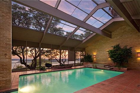 house plans with indoor pools three beautiful homes with indoor pools