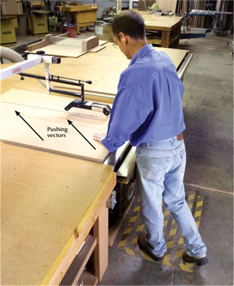 woodworking safety safety second and third table saw safety