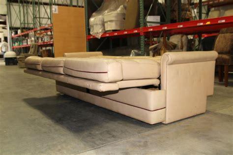 used rv sleeper sofa rv furniture used rv motorhome villa international flip