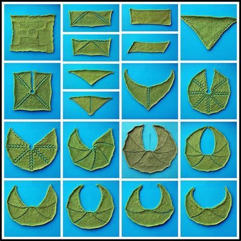 knitting shapes shawl geometry ii chayes