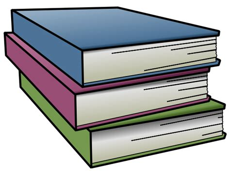 large picture books stack of books free image clipart best