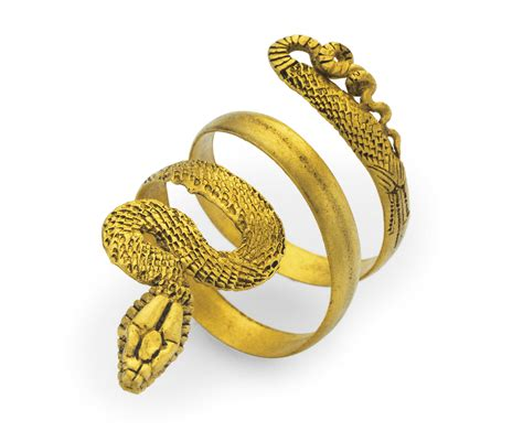 how to make ancient jewelry a gold snake ring circa 1st century b c 1st