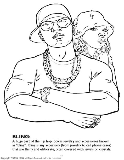 coloring picture of book coloring books hip hop gangsta rap coloring book