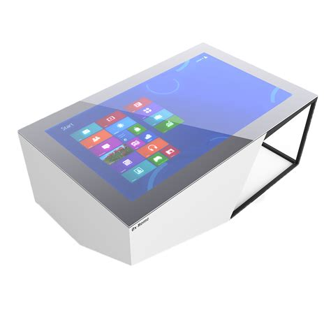 touch screen coffee table coffee table touchscreen ox home inventor of mirror screen
