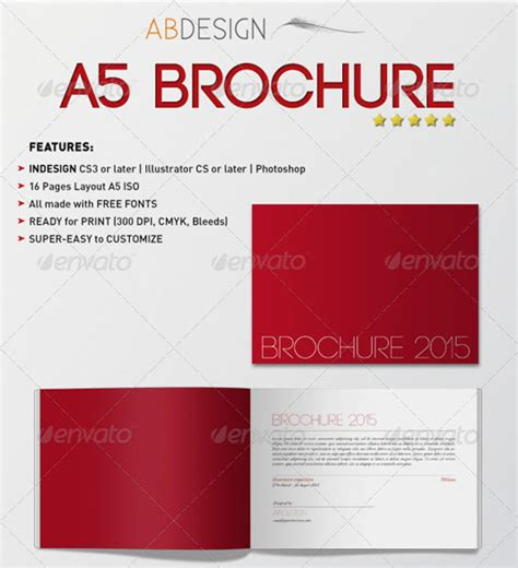 40 high quality brochure design templates web amp graphic