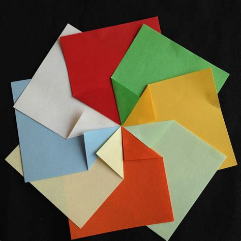 origami sided paper p209a origami sided folding paper 7 4cm 480sheets