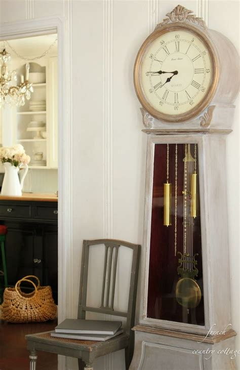 chalk paint grandfather clock diy grandfather clock repair woodworking projects plans