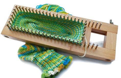 kb knitting board patterns sock loom 1 knitting board adjustable loom inc dvd
