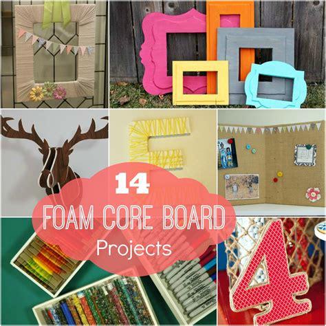 foam board craft projects foam board 1