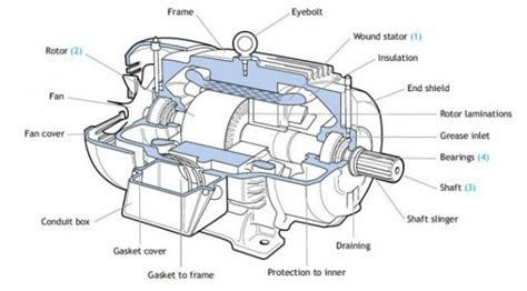Electric Motor Breakdown electrical motor images free here
