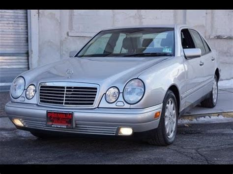 2000 Mercedes E320 4matic by 1999 Mercedes E320 4matic Awd Sedan