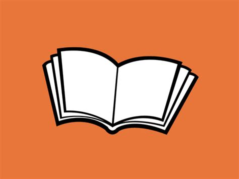 animated picture of a book book animation gif by stefan g 246 llner dribbble