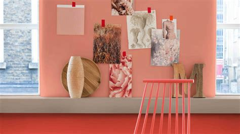 dulux paint chalk blush 3 five ways to use the colour of the year 2015 dulux
