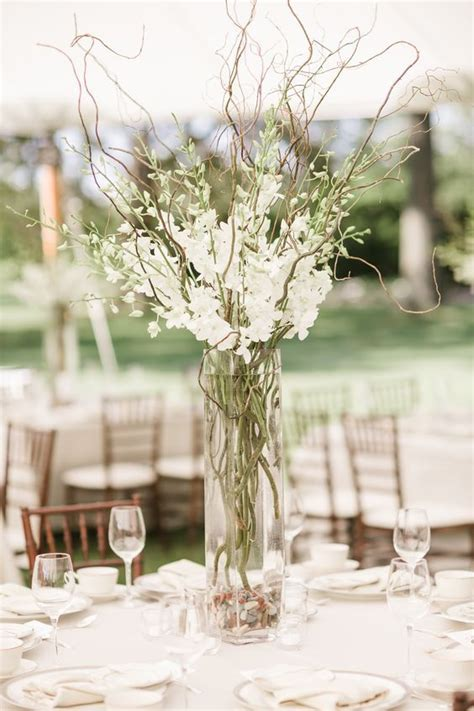 wedding centerpiece branches 25 best ideas about curly willow centerpieces on