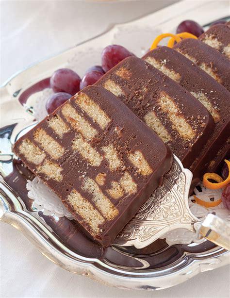 elizabeth chocolate biscuit cake chocolate biscuit cake teatime magazine