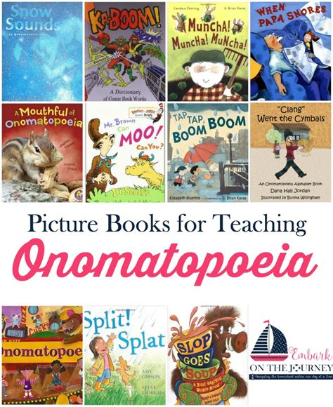 using picture books to teach free teaching onomatopoeia with book free homeschool deals