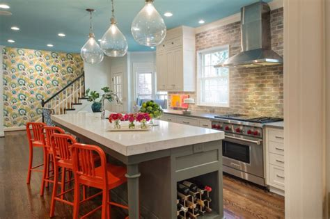 Red Canister Sets Kitchen before amp after a kitchen renovation success story