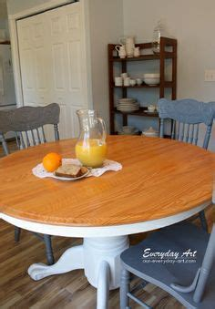 spray paint kitchen table 1000 ideas about paint kitchen tables on