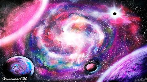spray paint nebula homenko vidmoon
