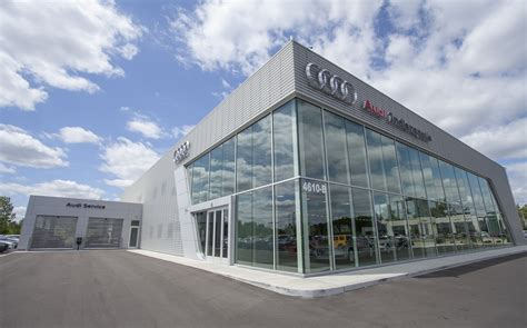Tom Wood Audi Indianapolis by Tom Wood Audi Cpm Construction Indianapolis