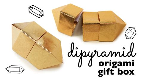 how to make a shaped box origami make origami shaped box comot