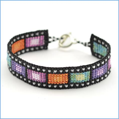 beadalon bead loom band loom designs loom bracelet