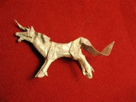 easy origami unicorn origami unicorns the equinest