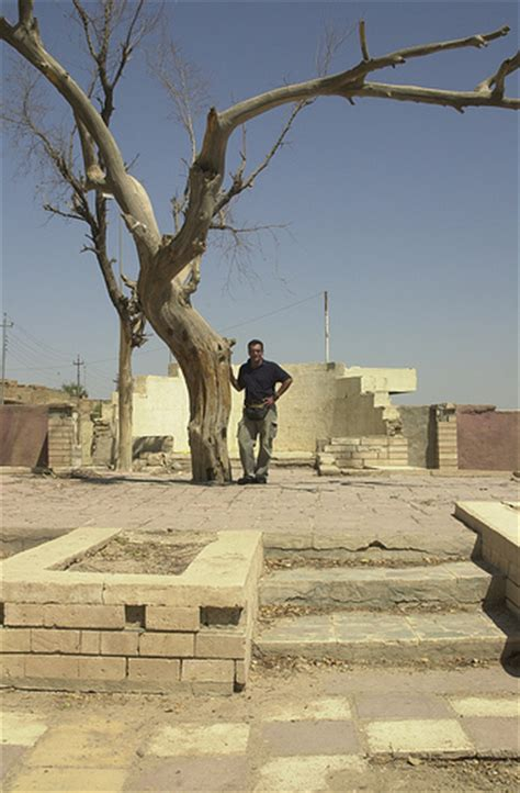 Garden Of Iraq The Legendary Tree Of Wisdom One Claimed Location For The