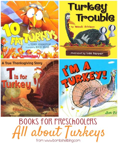 thanksgiving picture books all about turkeys books crafts and more for