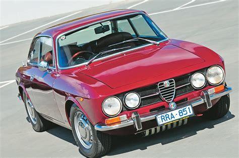 Alfa Romeo 105 alfa romeo 105 series buyer s guide
