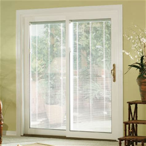 sliding glass patio doors with built in blinds vinyl sliding patio door with blinds nj