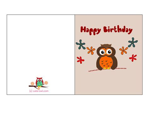 make a birthday card free printable birthday cards to print for free this is another