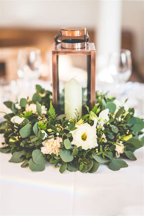 table centerpieces best 25 greenery centerpiece ideas on green