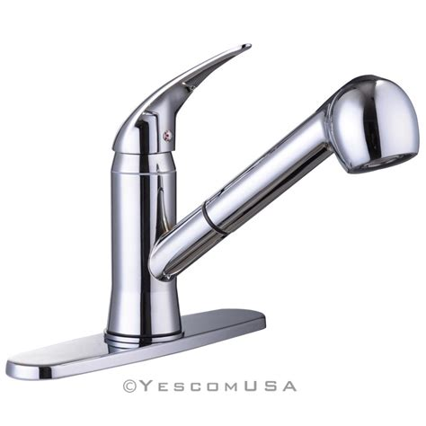 tap kitchen faucet pull out spray kitchen faucet swivel spout sink single handle mixer tap opt ebay