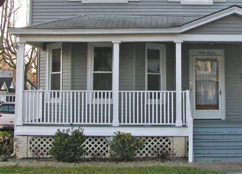house porch designs porch railing height building code vs curb appeal