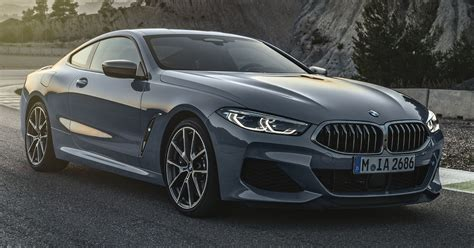 New Bmw 8 Series by Bmw 8 Series New Flagship Sports Coupe Unveiled