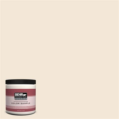 behr paint color eggshell behr premium plus ultra 8 oz 1813 cottage white interior