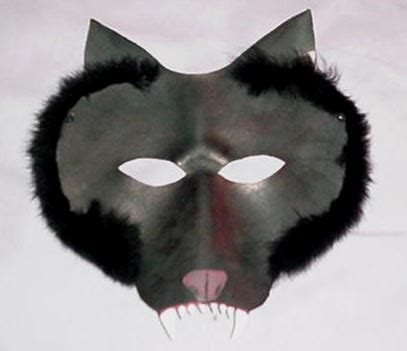 wolf paper plate craft wolf mask by ranasp on deviantart