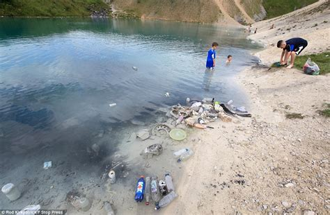 are water toxic the poison blue lagoon it might look inviting but the