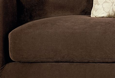 individual sofa cushion slipcovers sure fit stretch piqu 233 3 seat individual cushion sofa covers
