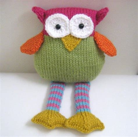 free knitted amigurumi patterns you to see knit owl amigurumi pattern on craftsy