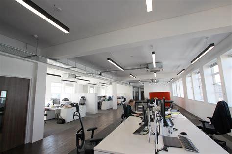 ceiling lights for office slim linear office lighting for office refurbishment