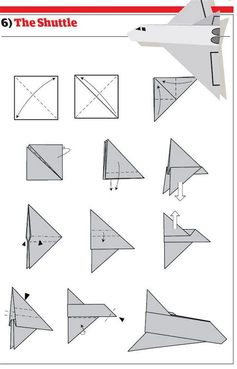 how to make an origami aeroplane how to make 12 types of paper airplane