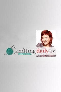 knitting daily tv schedule knitting daily episodes directv
